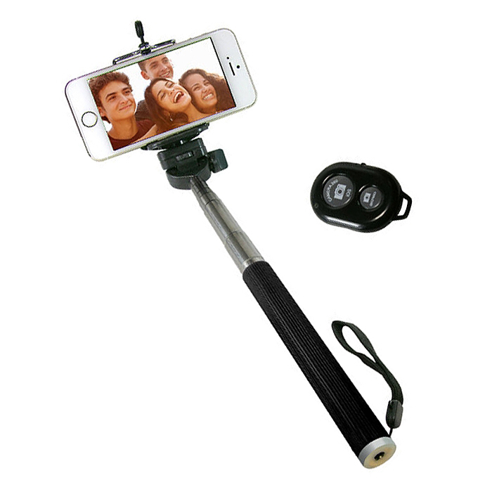 The Original Bluetooth Selfie Stick w  Free Gift