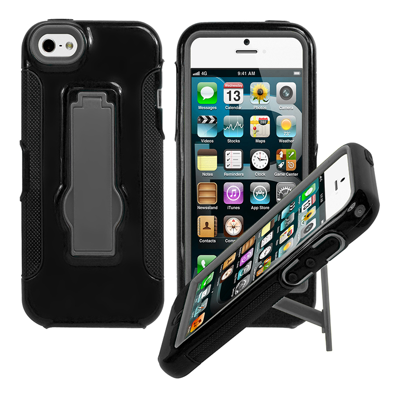 iPhone 6 4.7  Rugged Kickstand Case