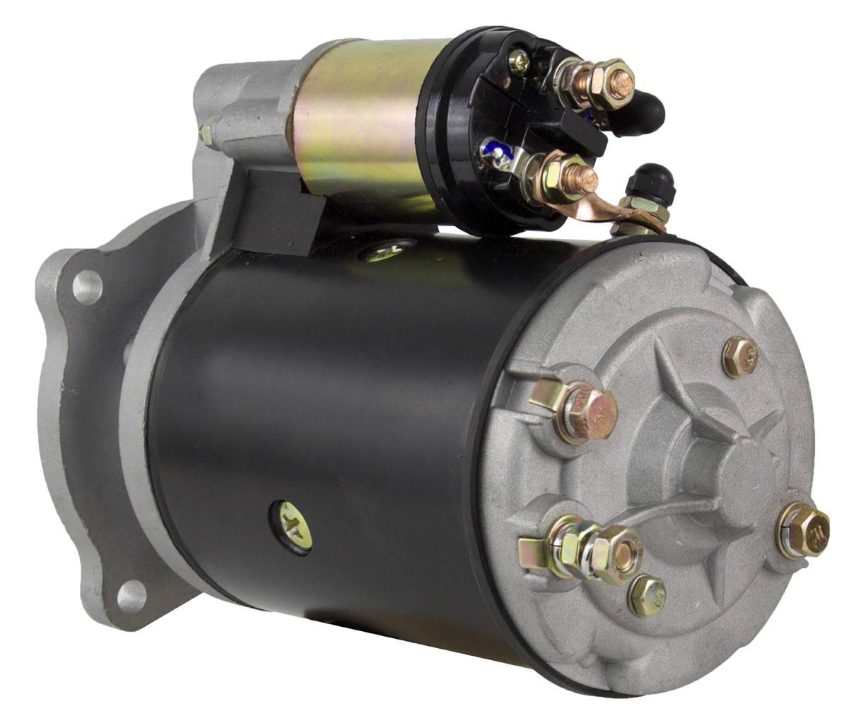 Deal Dash Com Tvs >> NEW STARTER MOTOR FITS NEW HOLLAND WINDROWER 1112 1114 907 ...