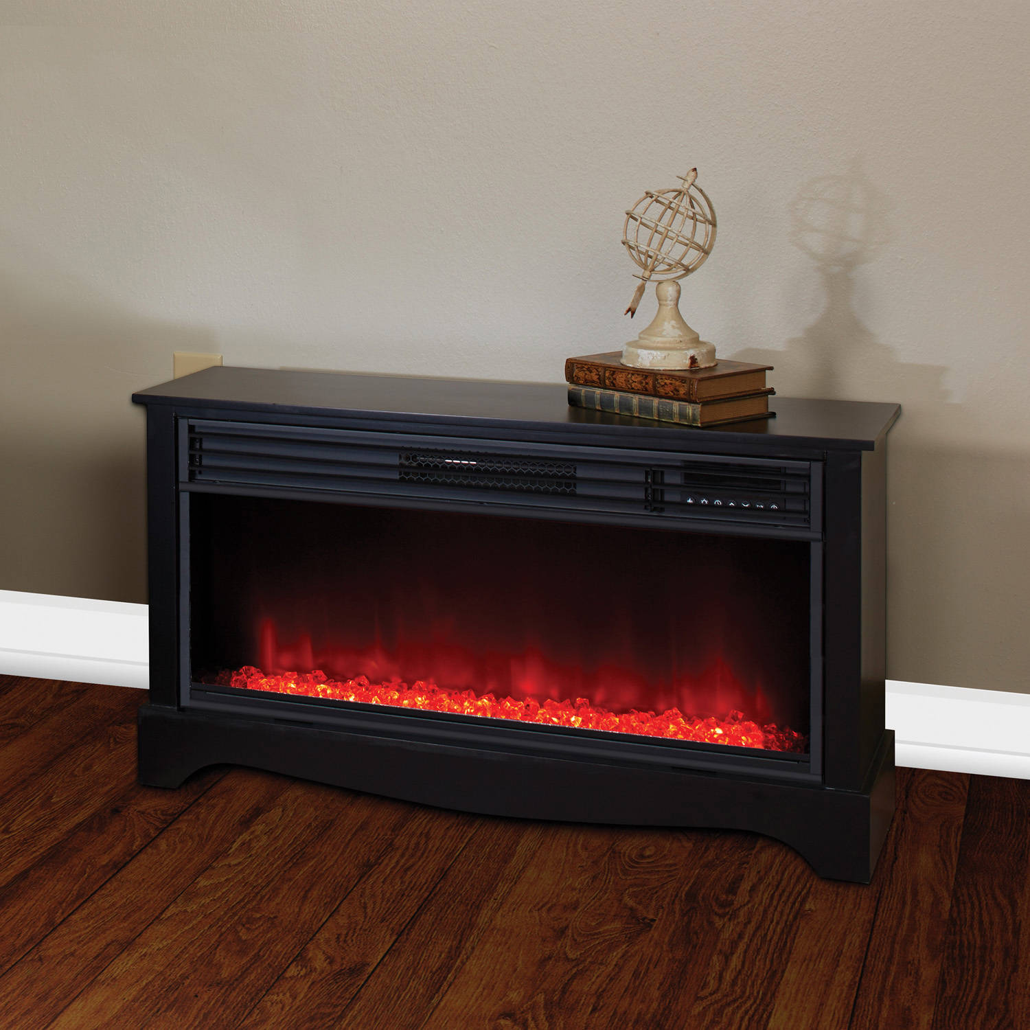Lifezone Electric Infrared Media Fireplace Heater 4914cf08d5b4