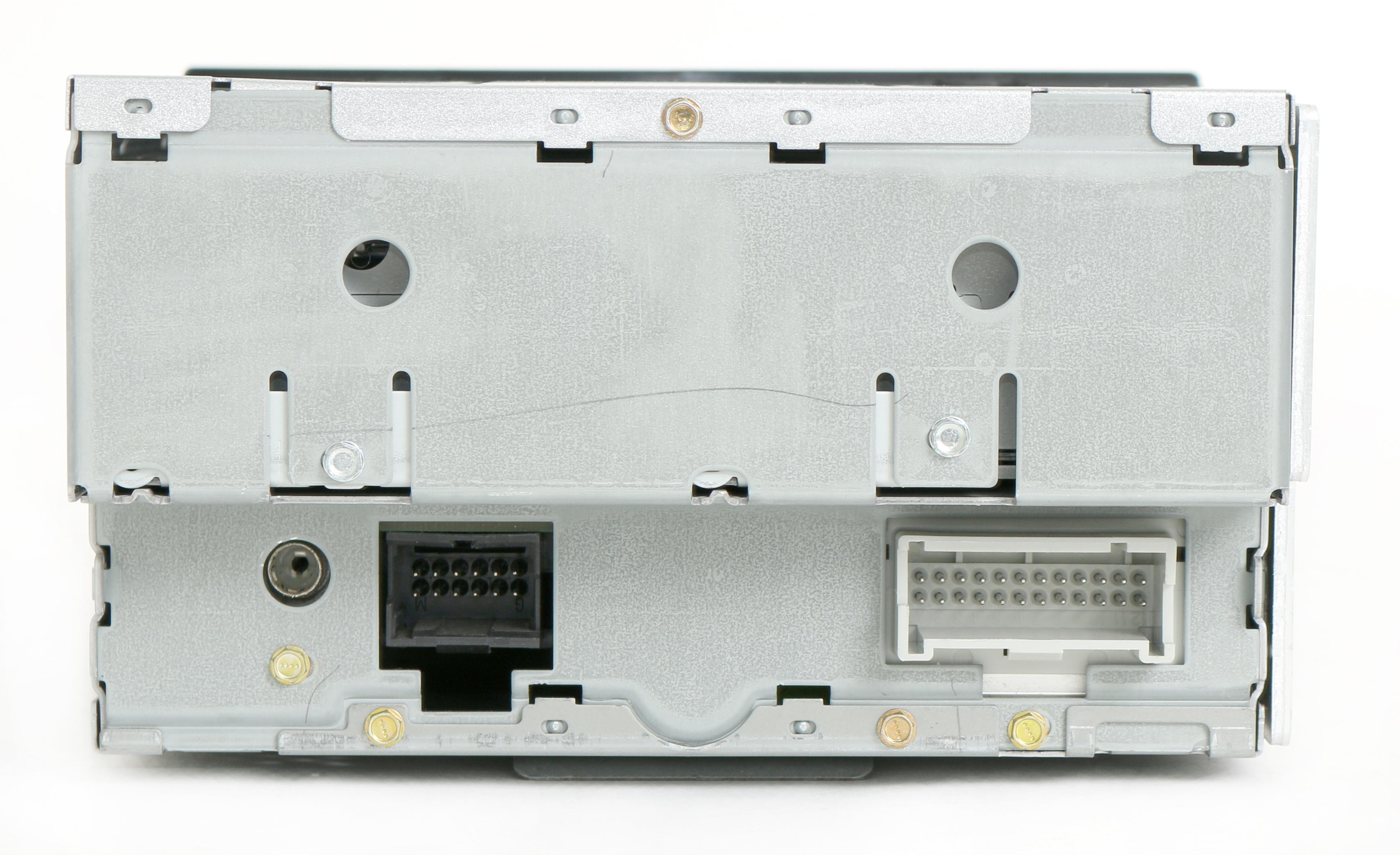 Hyundai Santa Fe 2003-06 Monsoon Radio Am Fm 6 Disc Cd Player Part 12239439