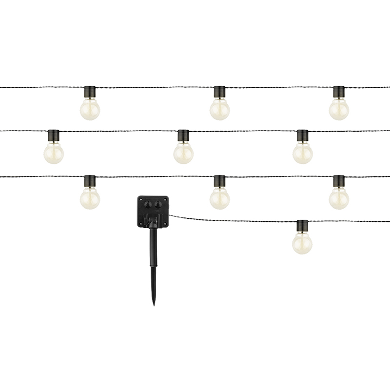 Solar Powered Led String Lights Tanga