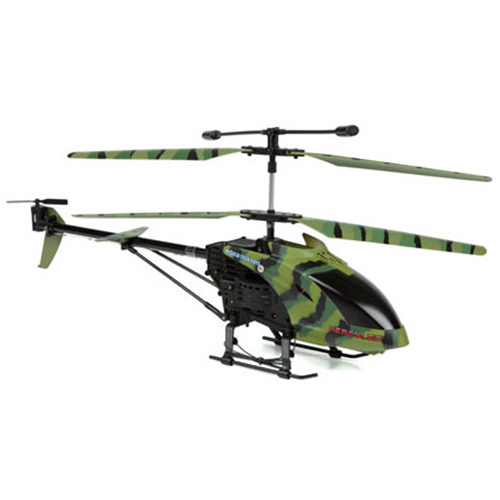 3.5 Ch Camo Hercules Unbreakable Remote Control Gyro Helicopter addbdc9510db