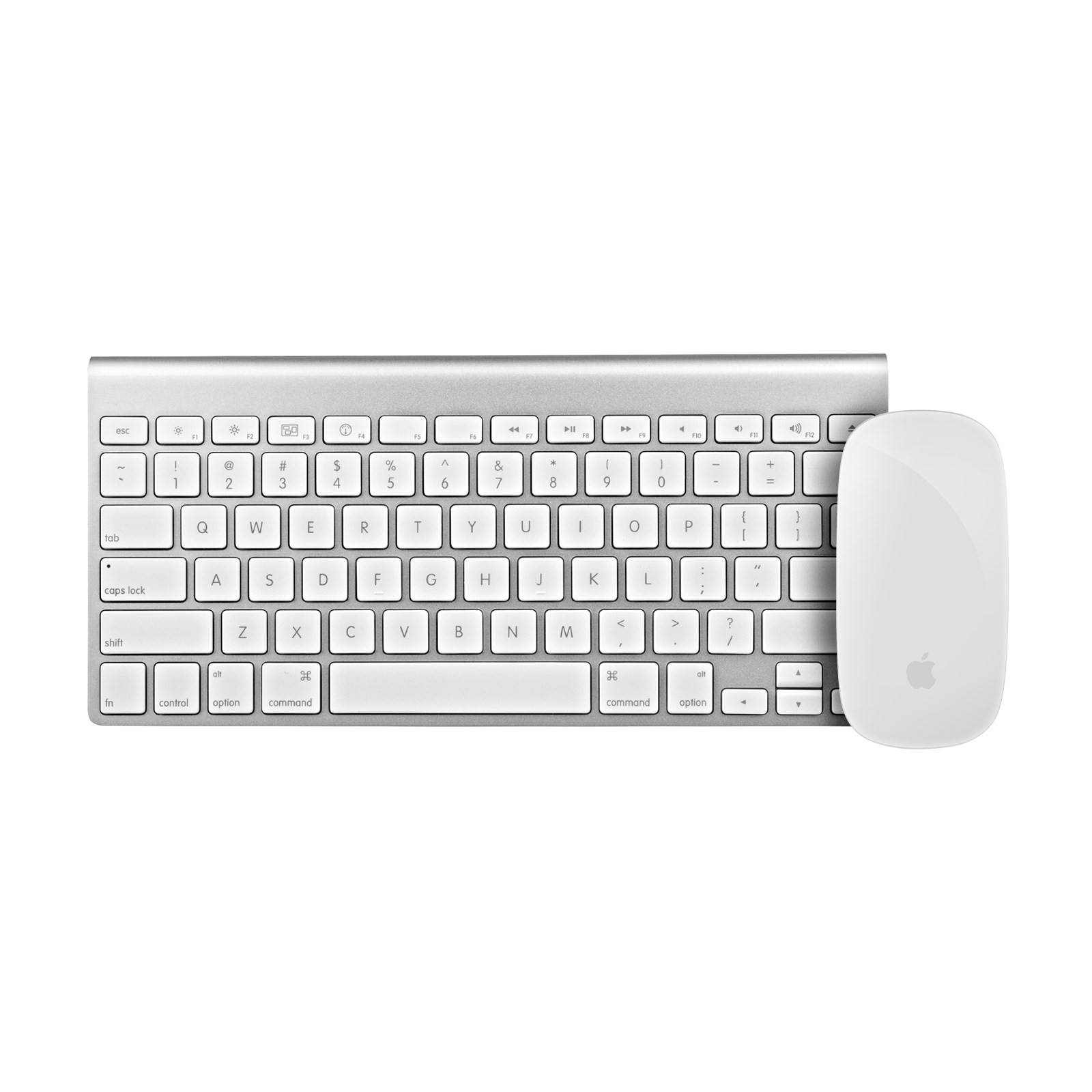 Apple Wireless Bluetooth Keyboard and Magic Mouse Bundle - Refurbished + Magazine Subscription of Your Choice