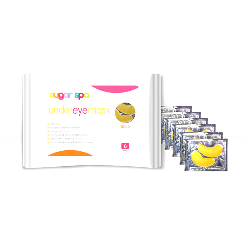 Gold Eye Transformation Masks - 6 Month Supply