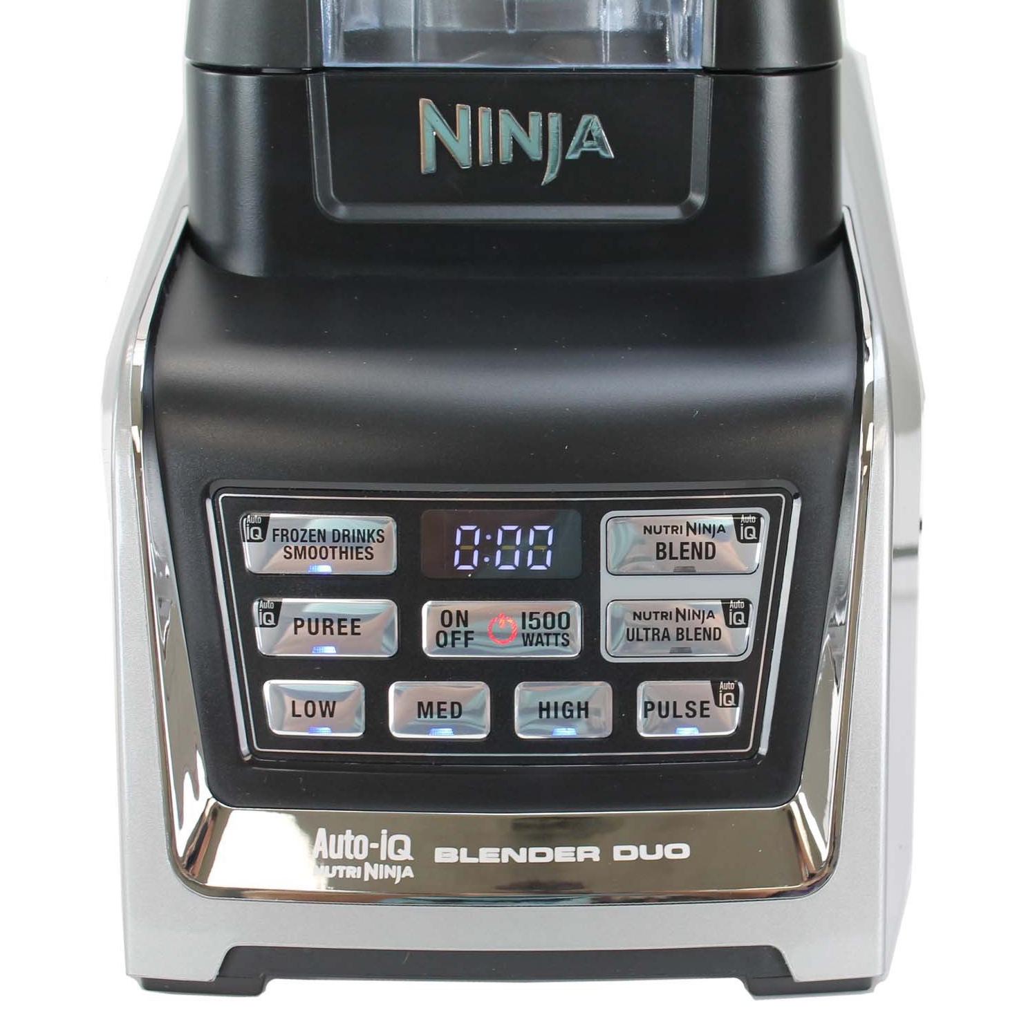 ninja auto iq blender instructions