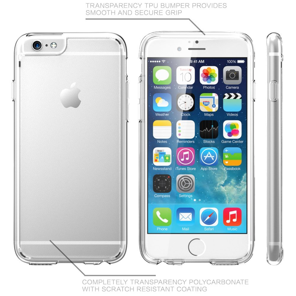 iphone 6 plus deals lax gadgets clear slim for iphone 6s 6s plus tanga 15028