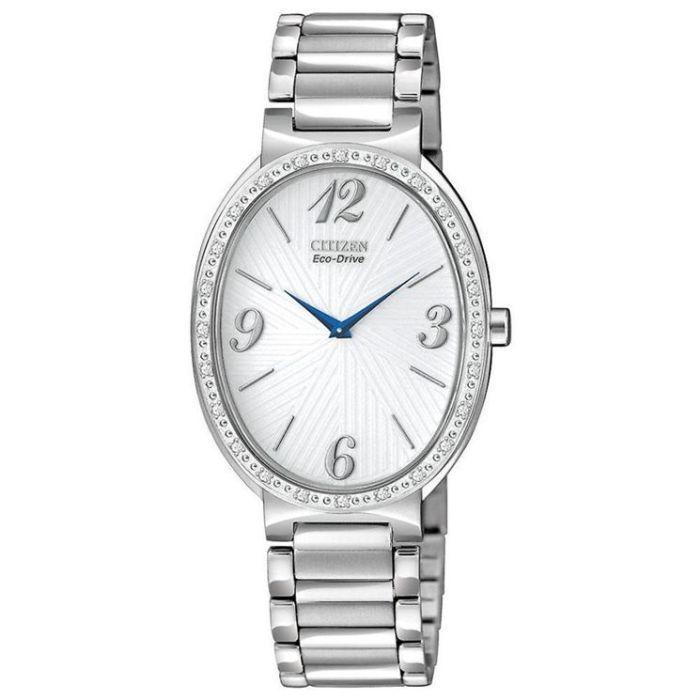 CITIZEN Women s Eco-Drive Allura Diamond Watch EX1220-59A
