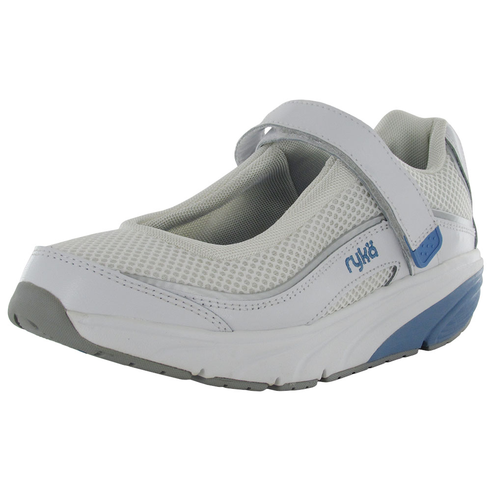 Ryka Womens Relief Mary Jane Toning Walking Shoe - Tanga