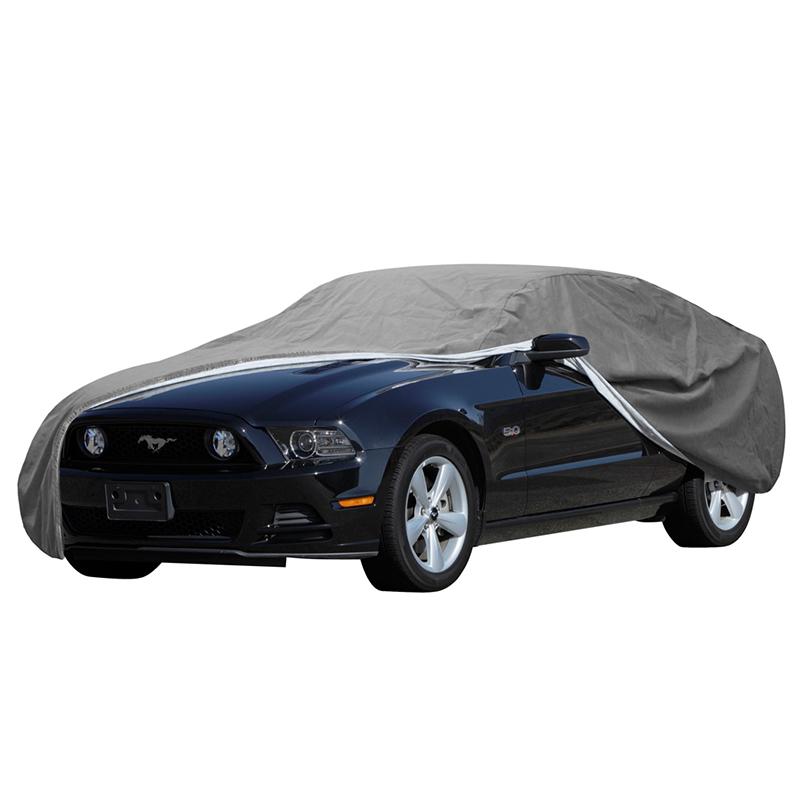 OxGord Signature Car Cover 100% Waterproof 5-Layers Ready-Fit Semi Cus