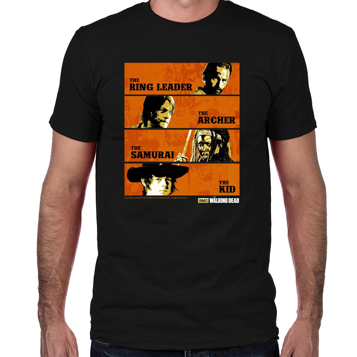 The Walking Dead Ringleader Men s T-Shirt