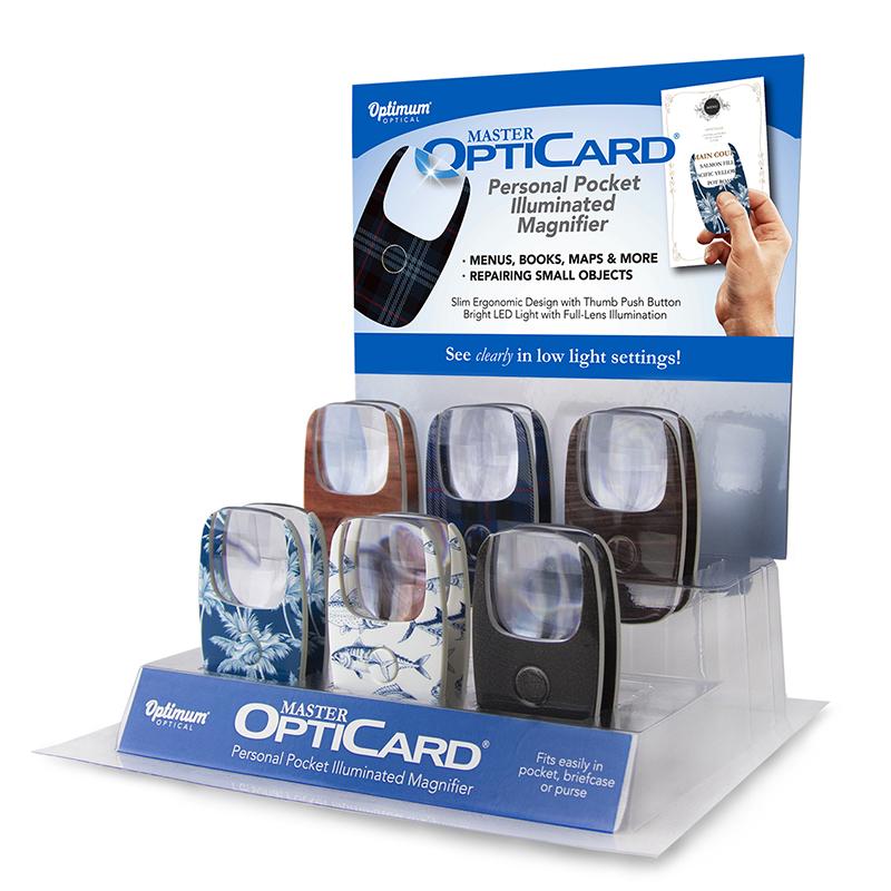 2-Pack LED Master OptiCard