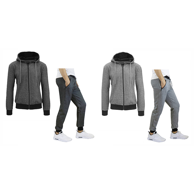 Men s Tech-Fleece Hoodie  amp  Jogger Set e78a484b8f79