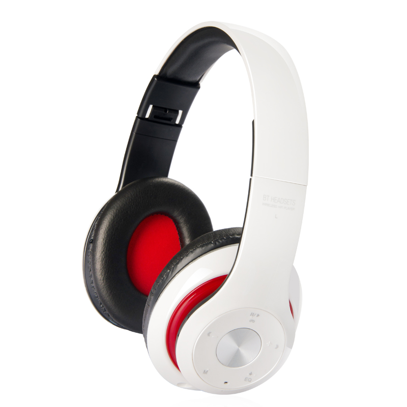 Premium Bluetooth 4.1 Over-Ear Headphones with MicroSD Slot 5701537