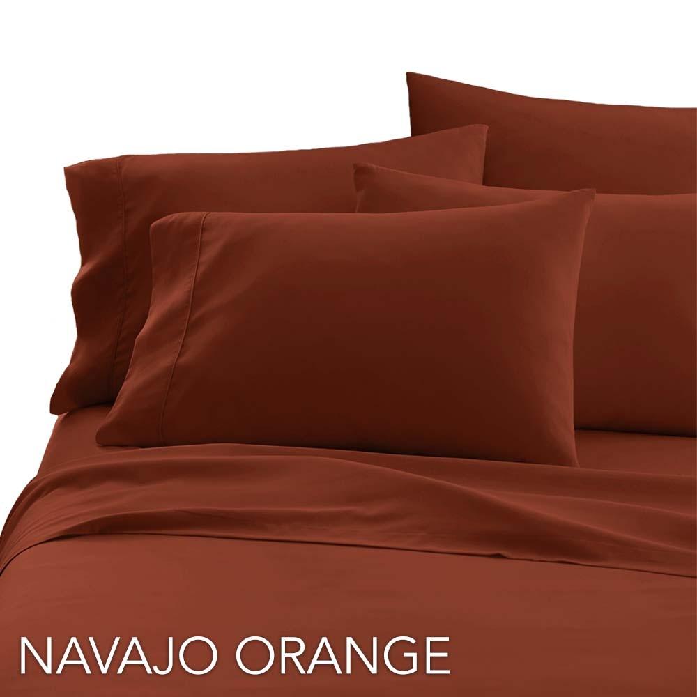 4 Piece Set Bamboo Blend Comfort Bed Sheets Tanga