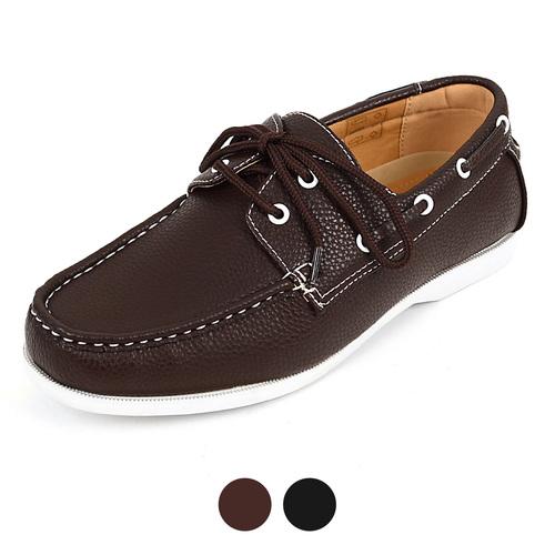 Men s Sleek Boat Loafers