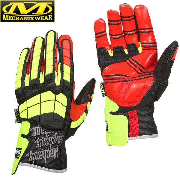Mechanix Wear M-Pact EXP-2 Gloves