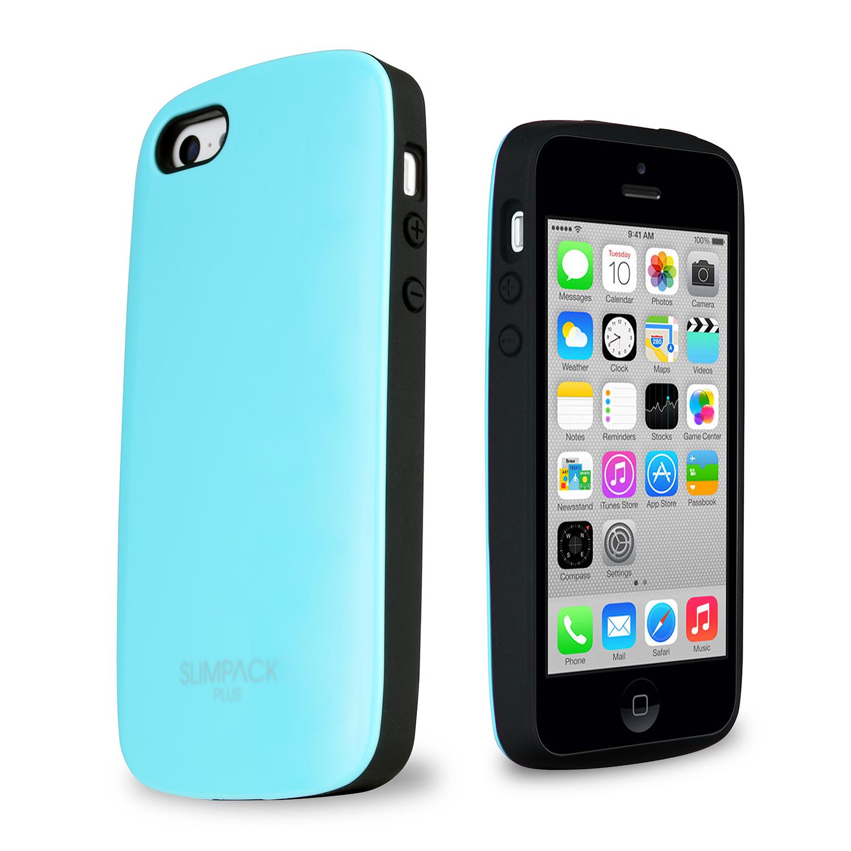 ToughCover Premium Plus iPhone 5C Case w  Hidden Card Slot [Mint]