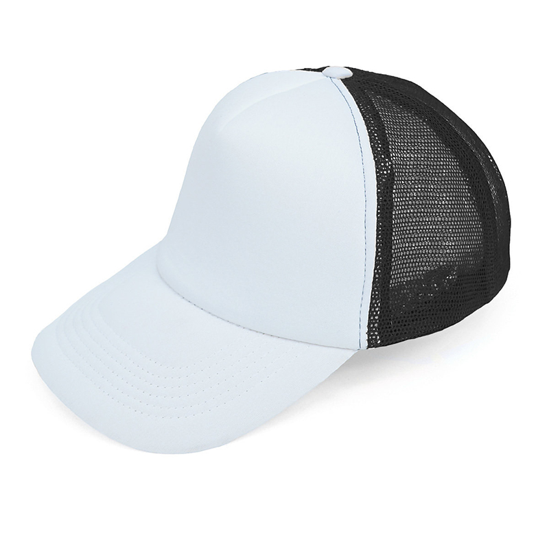 2-Pack Two Tone Foam Front Mesh Back Trucker Cap