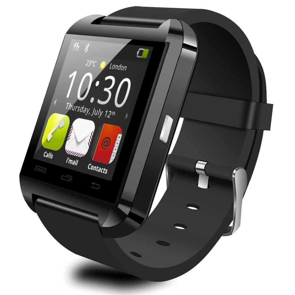 U Smart Bluetooth Watch for Smartphones