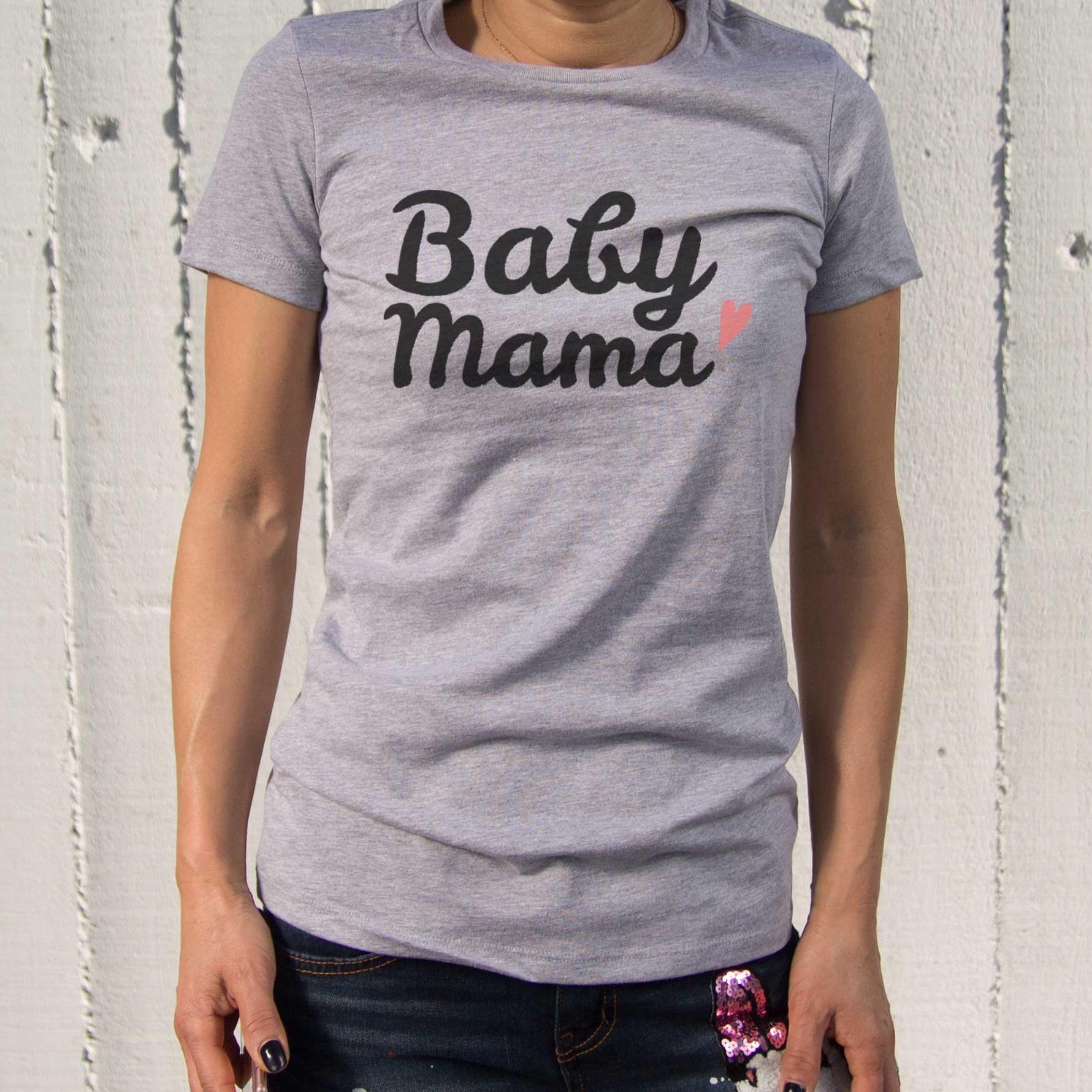 Baby Mama T-shirts 65779287e2b6
