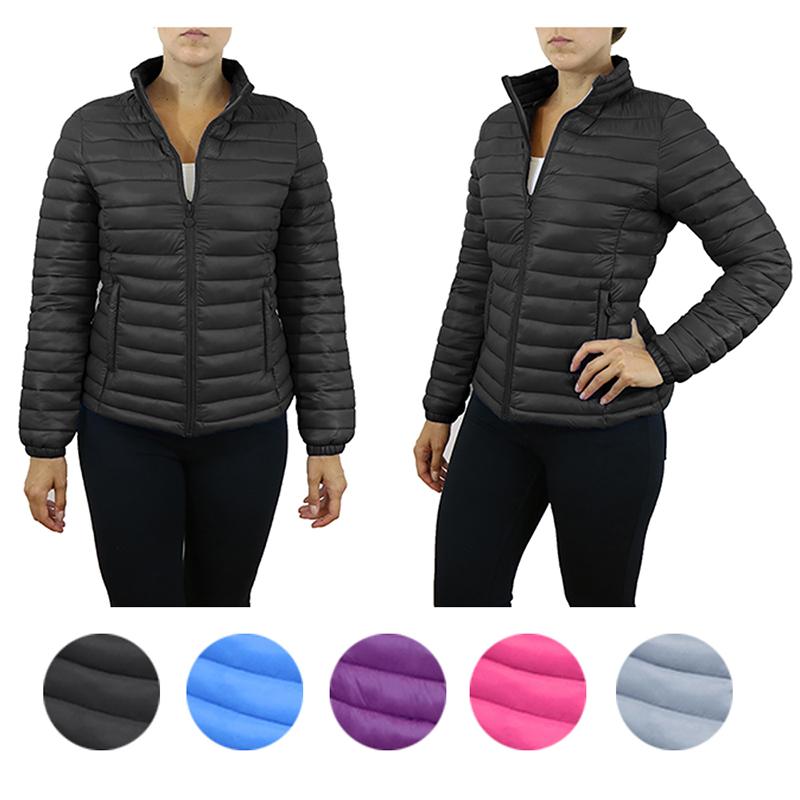 Women s Light Weight Puffer Jacket fdac60415fbf
