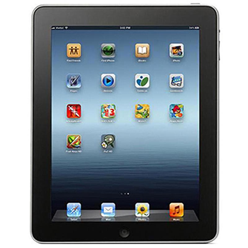 Apple iPad MB292LL A 1st Generation, 16GB Wi-Fi Black (Grade B)