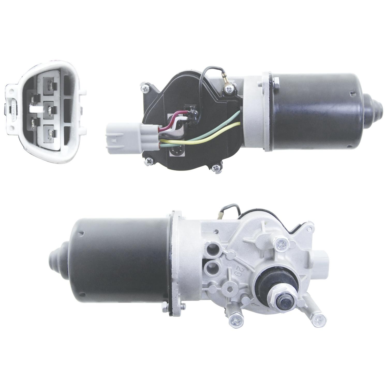New front wiper motor fit honda cr v ex sport utility 2 4l for Honda crv rear wiper motor