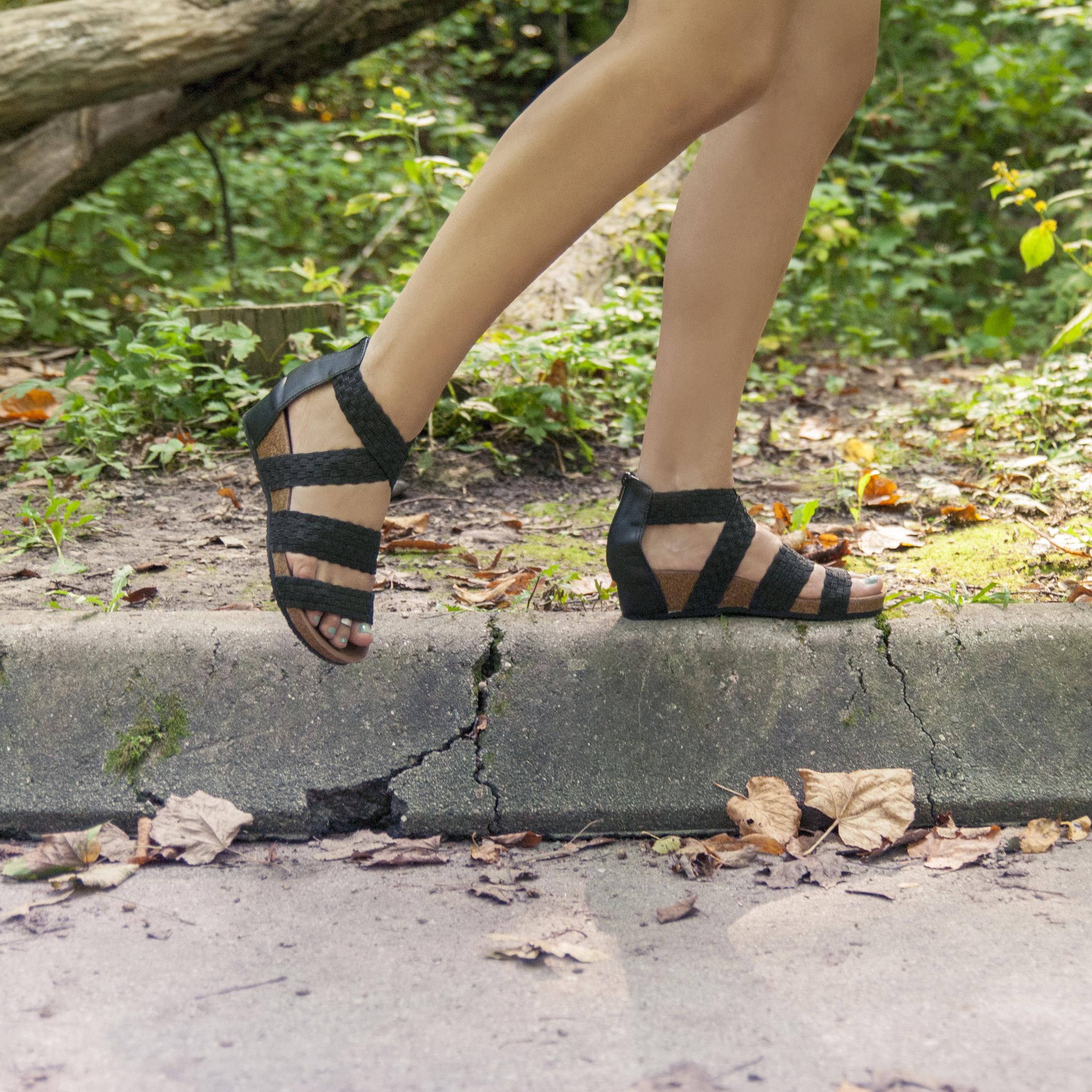a7e61729dfa4 Muk Luks Women s Elle Wedge Sandals - BelleChic
