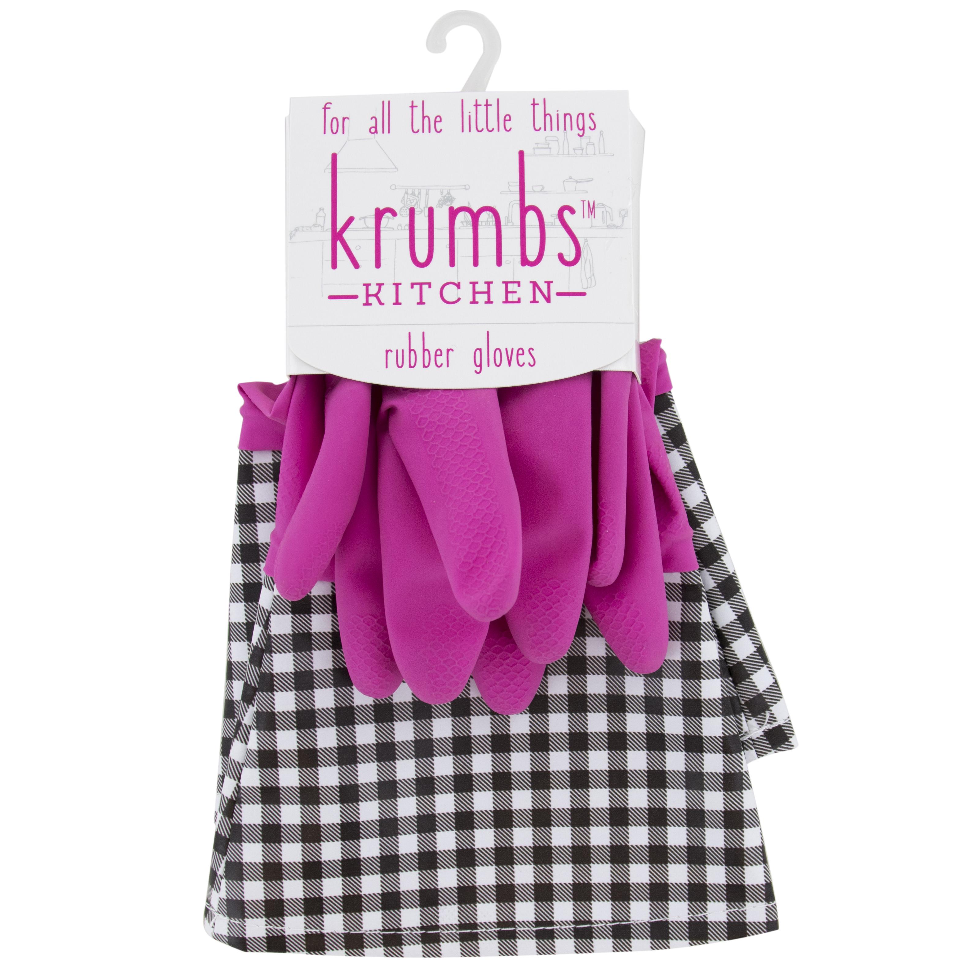 Krumbs Kitchen Rubber Gloves Tanga