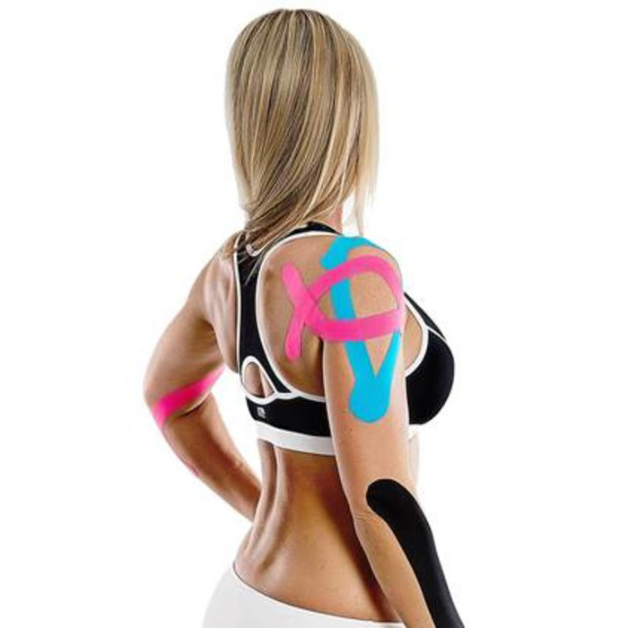 4-Pack Kinesiology Tape - Choose Color