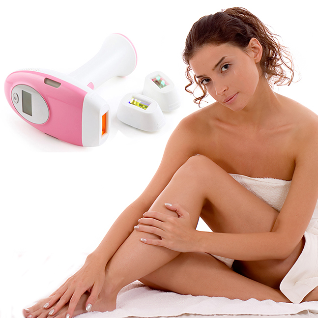 Pure Beauty IPL Laser Hair Removal System 5744752