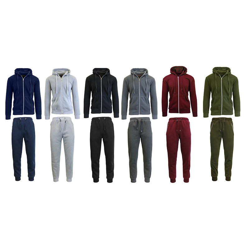 Men s Heavyweight Fleece Jogger  amp  Heavyweight Fleece Hoodie fed542f25434