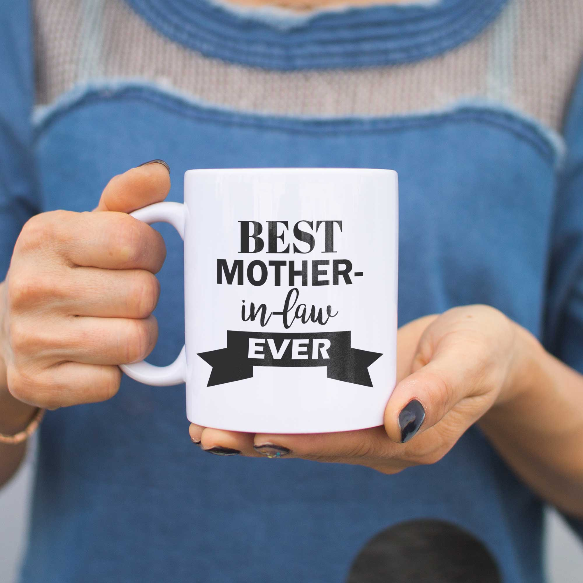 Best Mother In Law Ever Mug - BelleChic