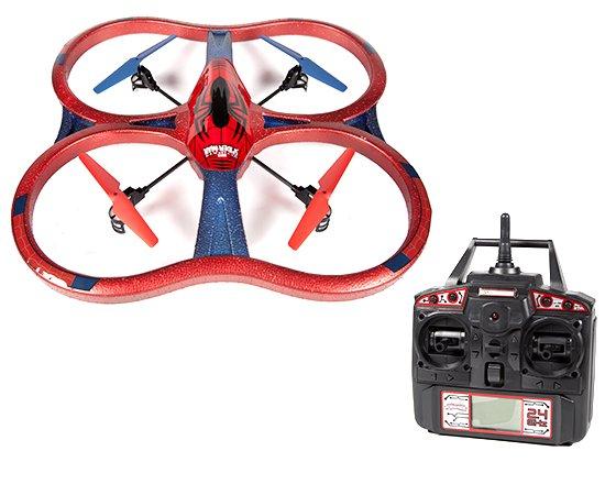 Marvel Spiderman 2.4GHz 4.5CH RC Super Drone e9f0114075d2