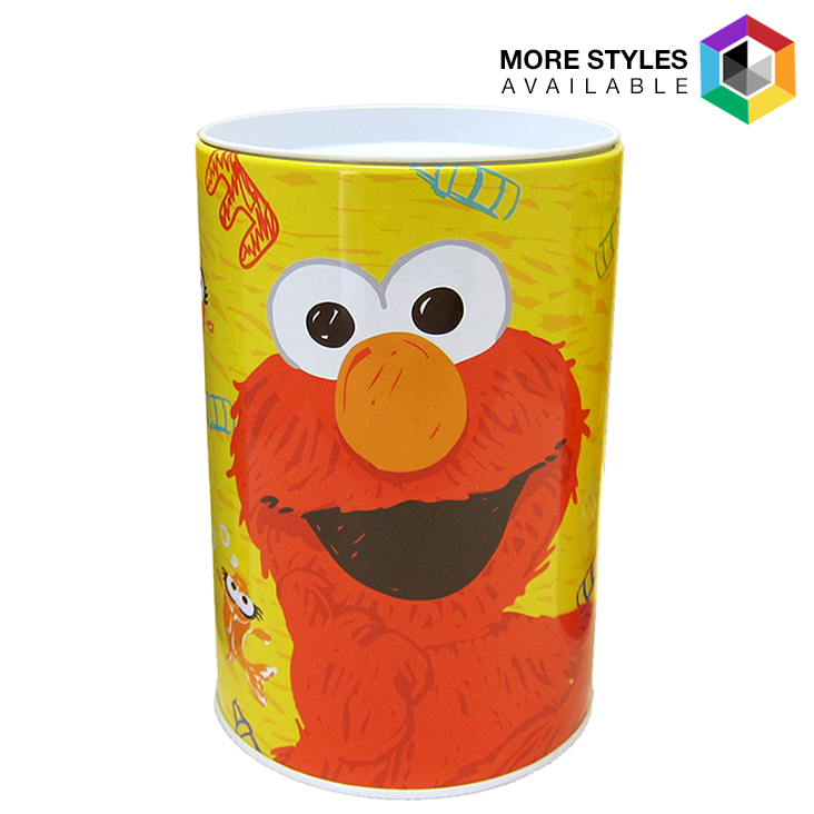 Sesame Street Flat Top Coin Bank ae05cd81e77a