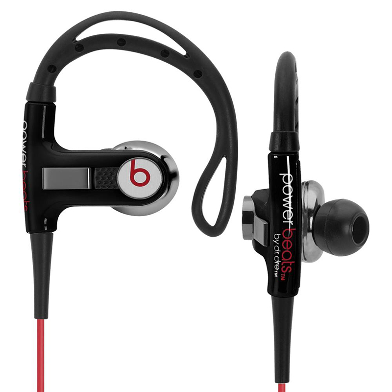Beats by Dr. Dre Powerbeats Wired - White Box