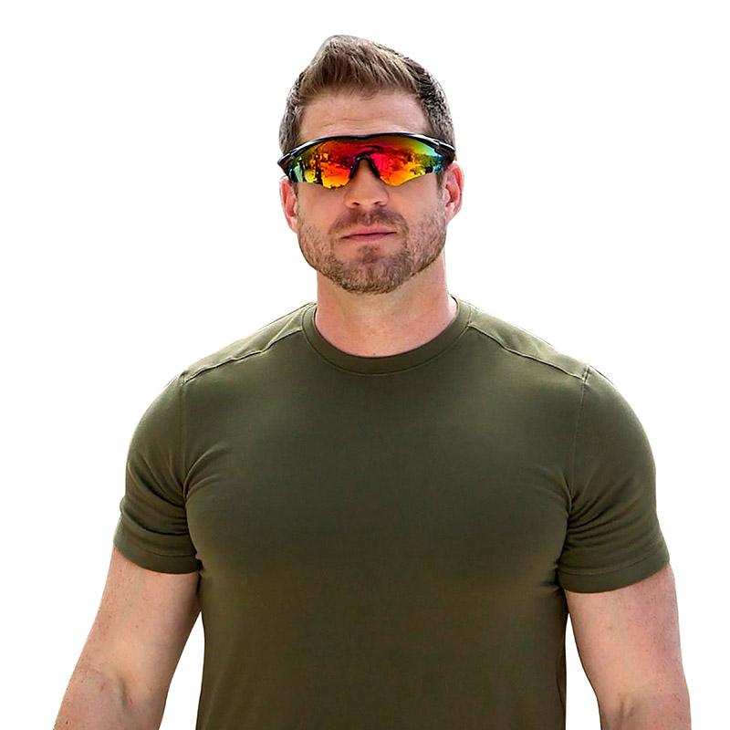 1f30eb30b7 Bell + Howell Taclight Tac Sunglasses Unisex Polarized As Seen On TV - Tanga