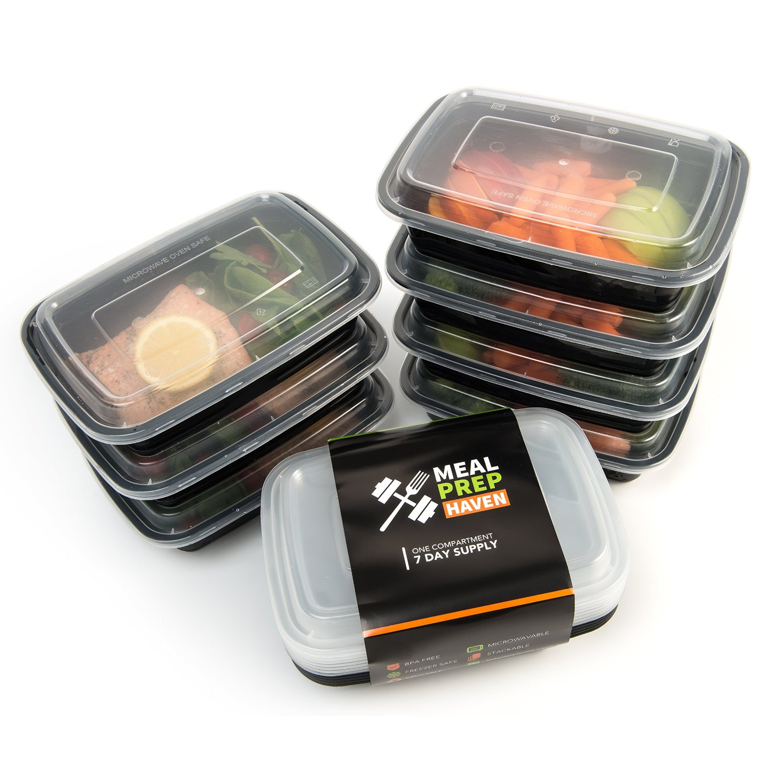 best food storage containers 7 pack reusable bento food containers for meal prep tanga 31172