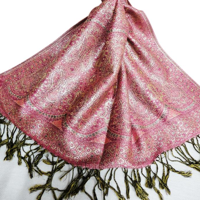 Vecelli Italy Silk Blend Pashmina Scarves 2818593