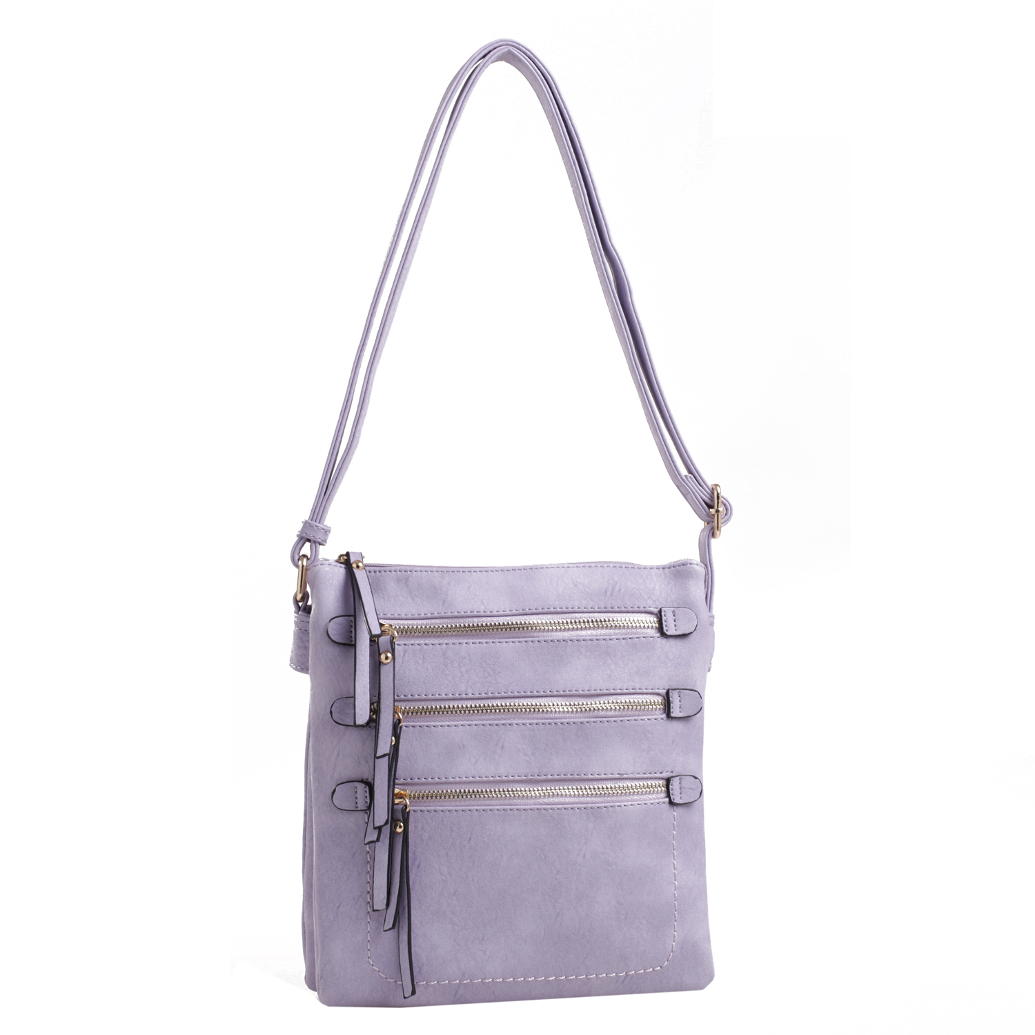 MKF Collection Salome Expandable Compartment Cross body by Mia K. Farr