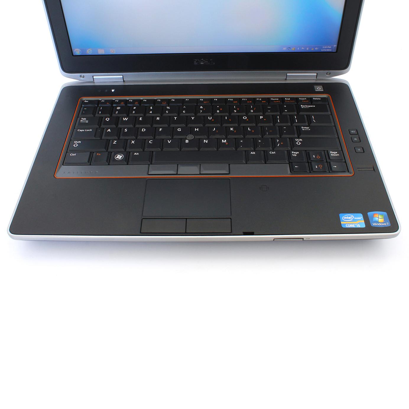 Dell 141 E6420 Laptop Core I5 25Ghz 4GB RAM 250GB