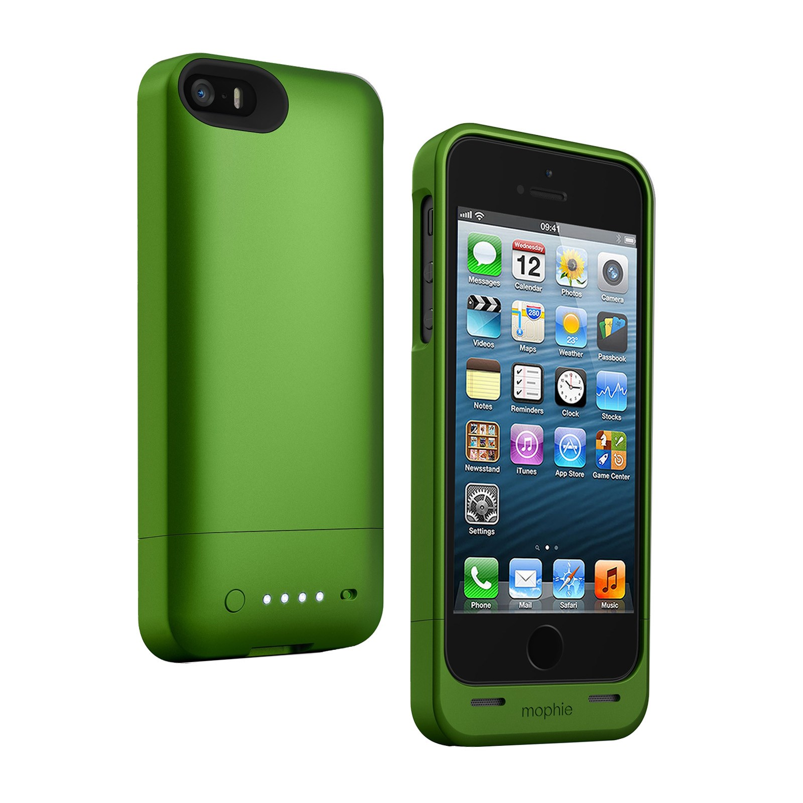 check out 7e2e6 de249 Mophie Juice Pack Helium Battery Case for iPhone 5/5S/SE