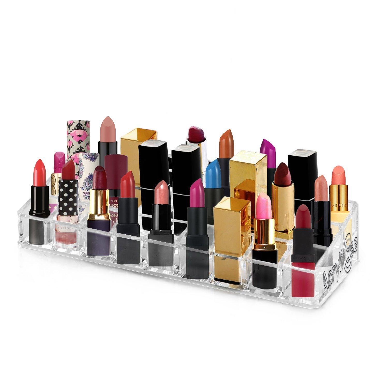 Makeup lipstick holder