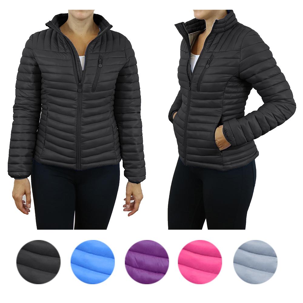 Women s Lightweight Puffer Jacket 95174365b50a