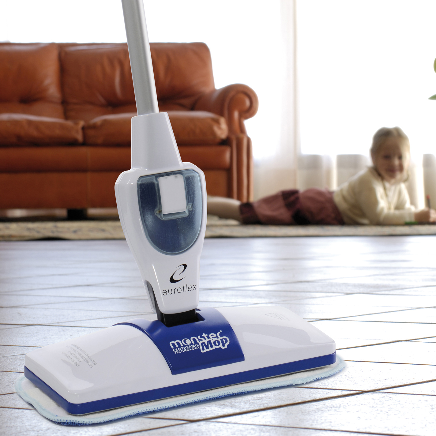 Euroflex Monster Mop Hot Floor Cleaner 5669d9ee31c7