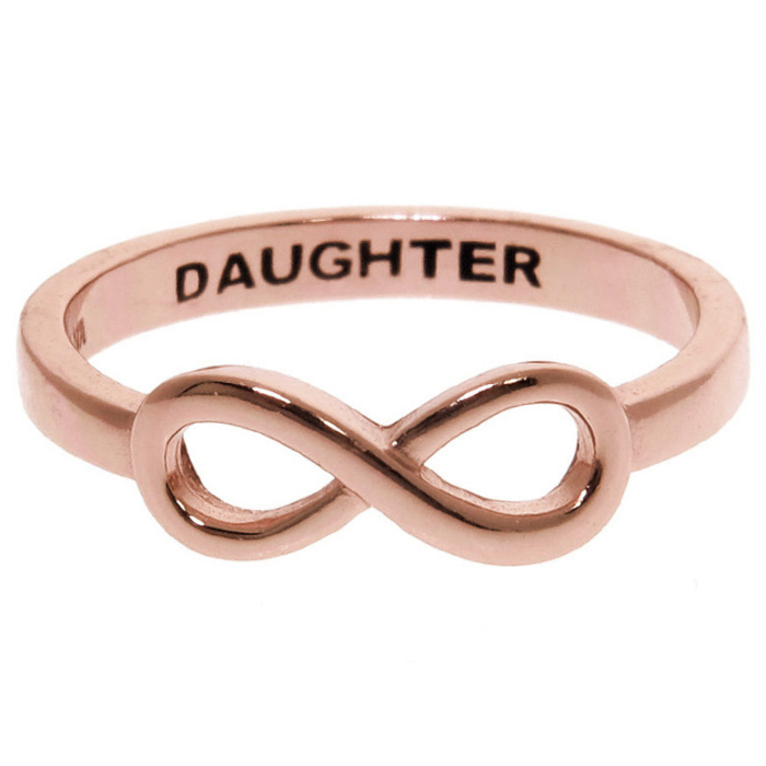 Infinity Ring Sterling Silver Amazon