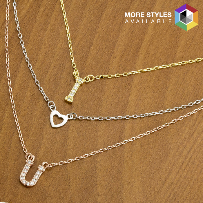 3-Pack  Trend Necklaces