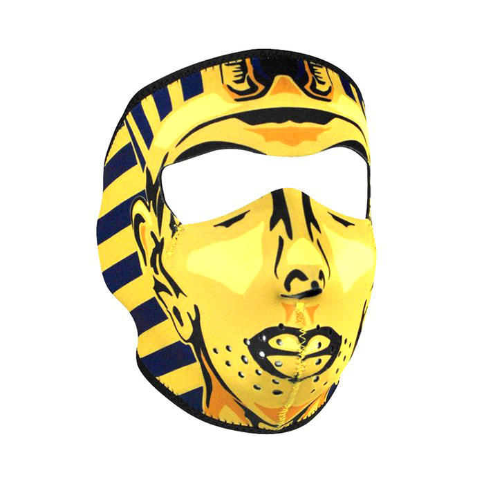 King Tut Neoprene Full Face Mask a208ba194646