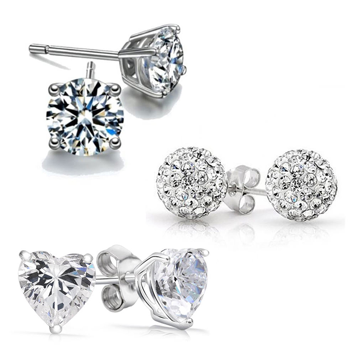 3-Pack  Best Selling Studs